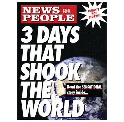 3 Days That Shook The World