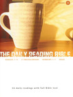 The Daily Reading Bible - Volume 3