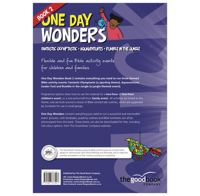 one day wonders book pdf