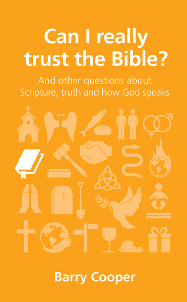 Can we really trust the Bible? | The Good Book Blog