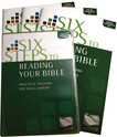 Six Steps to Reading Your Bible - Starter Pack