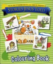 Stories Jesus Told - Colouring Book