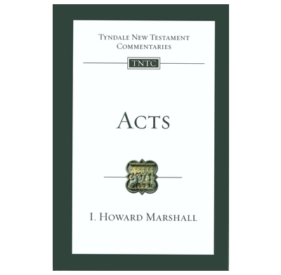 Tyndale NT Commentary: Acts