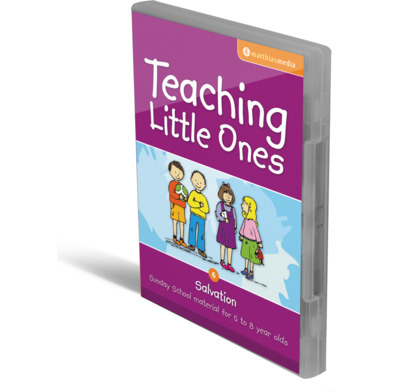 Teaching Little Ones: Salvation