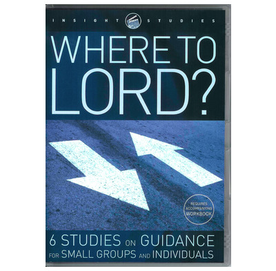 Where to, Lord? - DVD