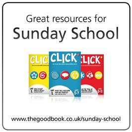 Great resources for Sunday School
