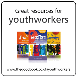 Great resources for youthworkers