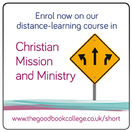 Christian Mission and Ministry - The Good Book College