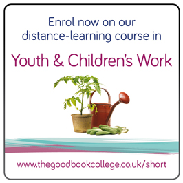 Youth and Children's Work Course - The Good Book College