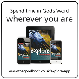 Spend time in God's Word