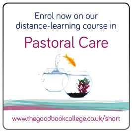 Pastoral Care - The Good Book College