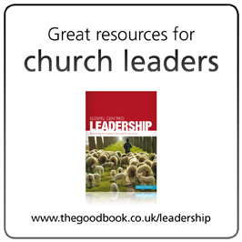 Great resources for church leaders