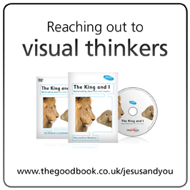 Reaching out to Visual Thinkers